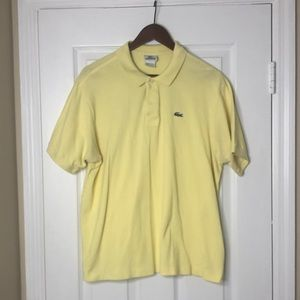Lacoste Mens Collared Shirt